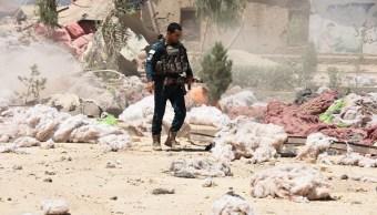 Mueren jefes policial y de inteligencia en Afganistán