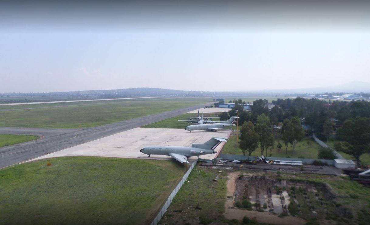 base aerea santa lucia sera insuficiente 30 anos oaci