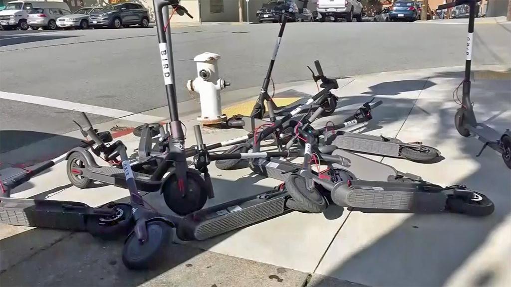 Resultado de imagen para scooters electricos cdmx