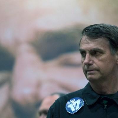 Jair Bolsonaro, el