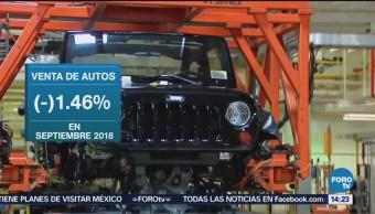 Cae producción de autos, suben exportaciones: INEGI