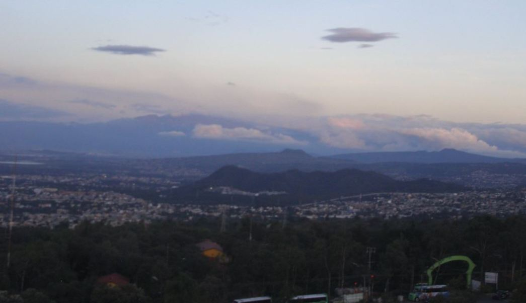 Ecatepec, Edomex, presenta regular calidad del aire
