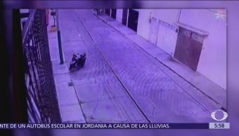 Captan banda de ladrones de viviendas en Ecatepec, Edomex