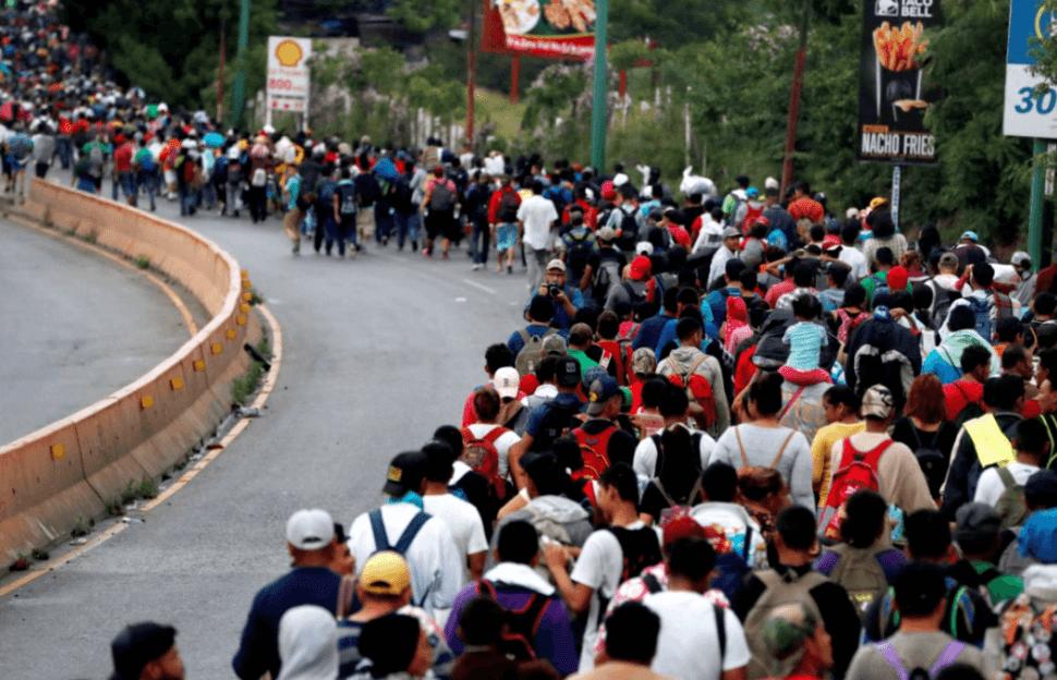 México anuncia medidas ante Caravana de Migrantes