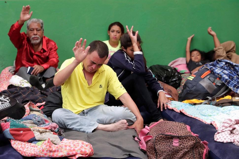 caravana-migrante-guatemala-honduras