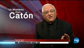 Un Momento Armando Fuentes Catón Octubre