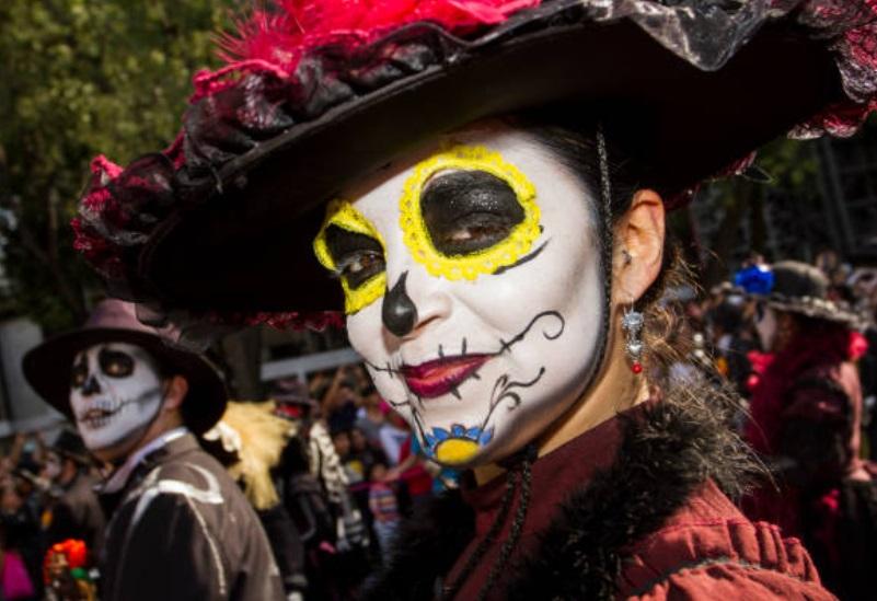 CDMX realizará este sábado el desfile de Día de Muertos 2018