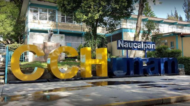 Vocera de CCH Naucalpan fue apuñalada cuando iba a asamblea