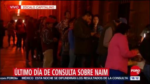 Centros De Votación Consulta De Aeropuerto Cierran En Todo El País