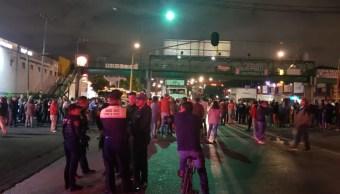 Cierran la avenida Jesús Reyes Heroles durante cinco horas
