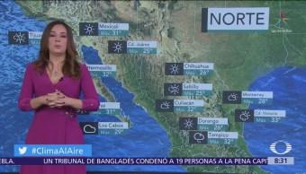 Pronostican lluvias para la Ciudad de México