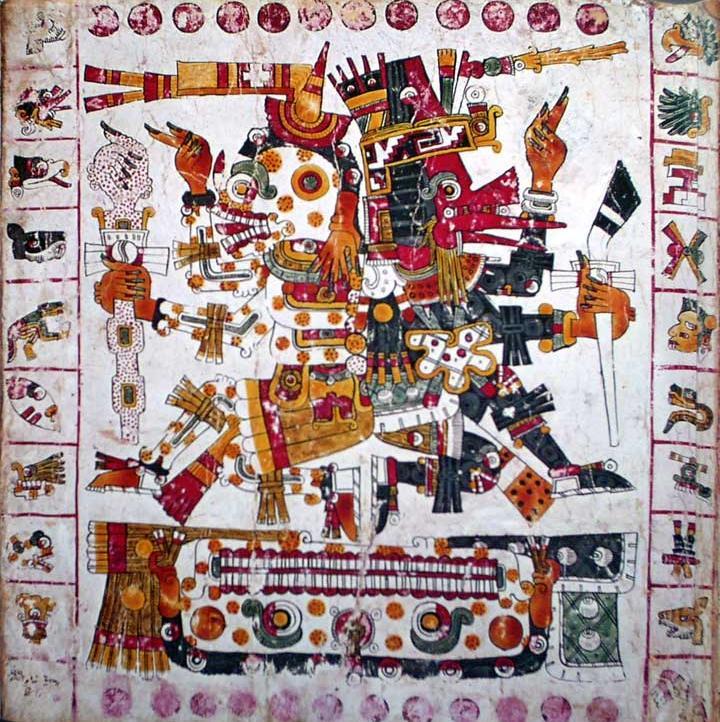 Mictlan-Mictlantecuhtli-Quetzalcoatl