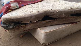 detienen implicado entrega de colchones podridos culiacan sinaloa