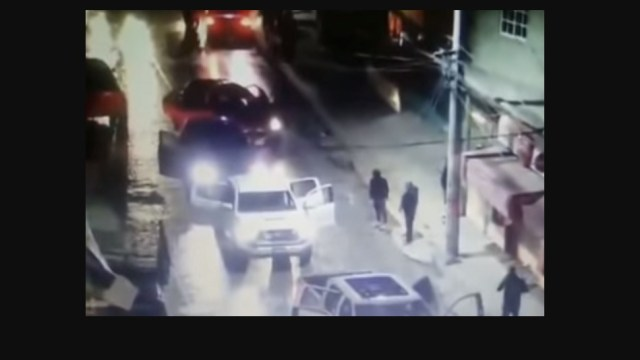 PGR ya investiga presencia de convoy armado en Naucalpan