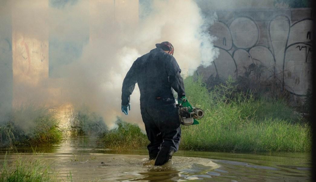 Salud Yucatán; Refuerzan combate de mosco transmisor del zik