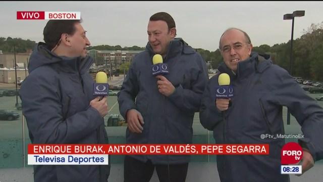 Comienza cobertura de la Serie Mundial por Televisa Deportes
