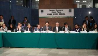 Diputados reprueban Cuenta Pública 2016; señalan irregularidades