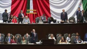 Comparecencia De González Anaya Termina Gritos Cámara De Diputados