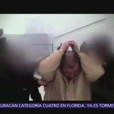 Comparecencia de Joaquín 'El Chapo' Guzmán