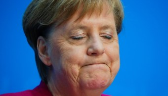 Merkel confirma que se retirará cuando termine su mandato