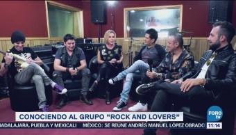 Conoce el trabajo de la banda Rock And Lovers