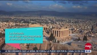 El Mundo en Express Atenas, Grecia