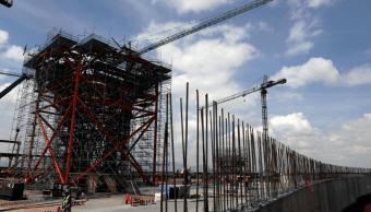 Transición de gobierno y cancelación de Texcoco