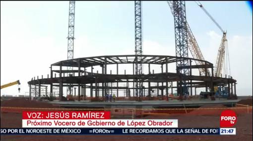 Consulta Ciudadana Naim Será Decisiva Jesús Ramírez