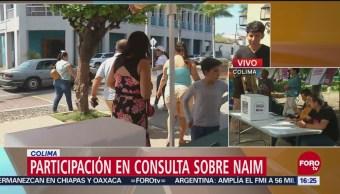 Continúa Con Tranquilidad Consulta Sobre Naim Colima Consulta Ciudadana