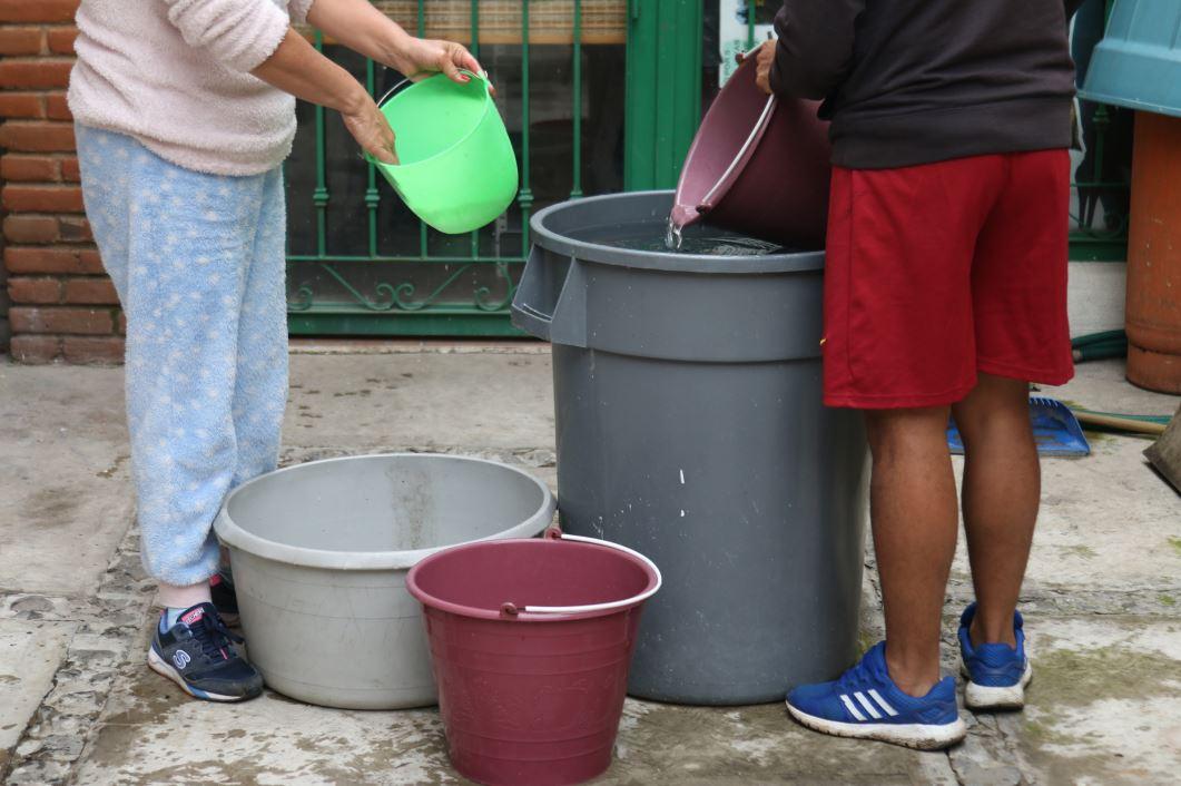 Corte agua CDMX Recomendaciones para evitar desperdicio