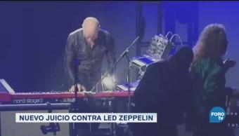 Corte ordena nuevo juicio contra Led Zeppelin