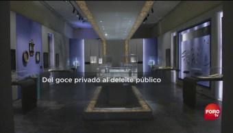 Exhiben Colección De Ramón Alcázar Museo Nacional De Historia Castillo De Chapultepec Del Goce Privado Al Deleite Público