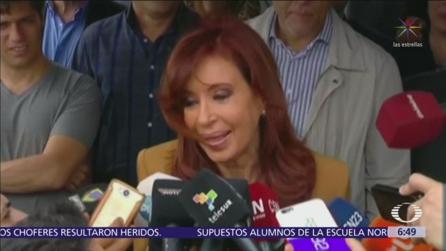 Cristina Fernández de Kirchner será enjuiciada por lavado