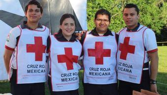 Cruz Roja Mexicana, lista para atender a caravana migrante