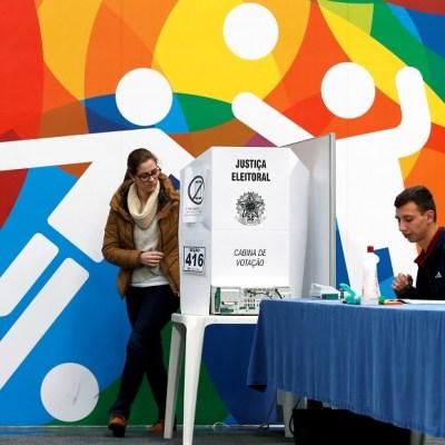 Brasil realiza los comicios más polarizados de las últimas décadas