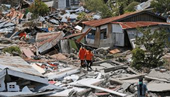 Indonesia tsunami: Intensifican búsqueda de sobrevivientes