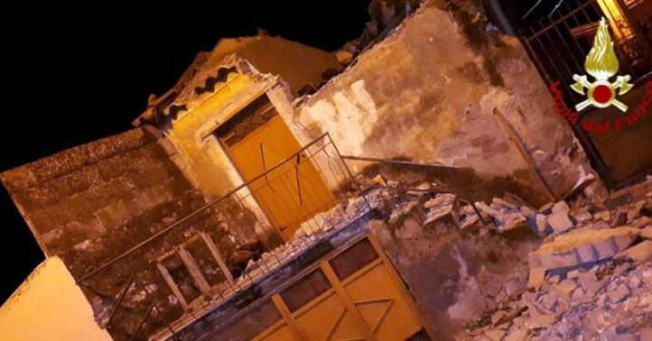 Sismo de magnitud 4,8 genera daños en isla italiana de Sicilia