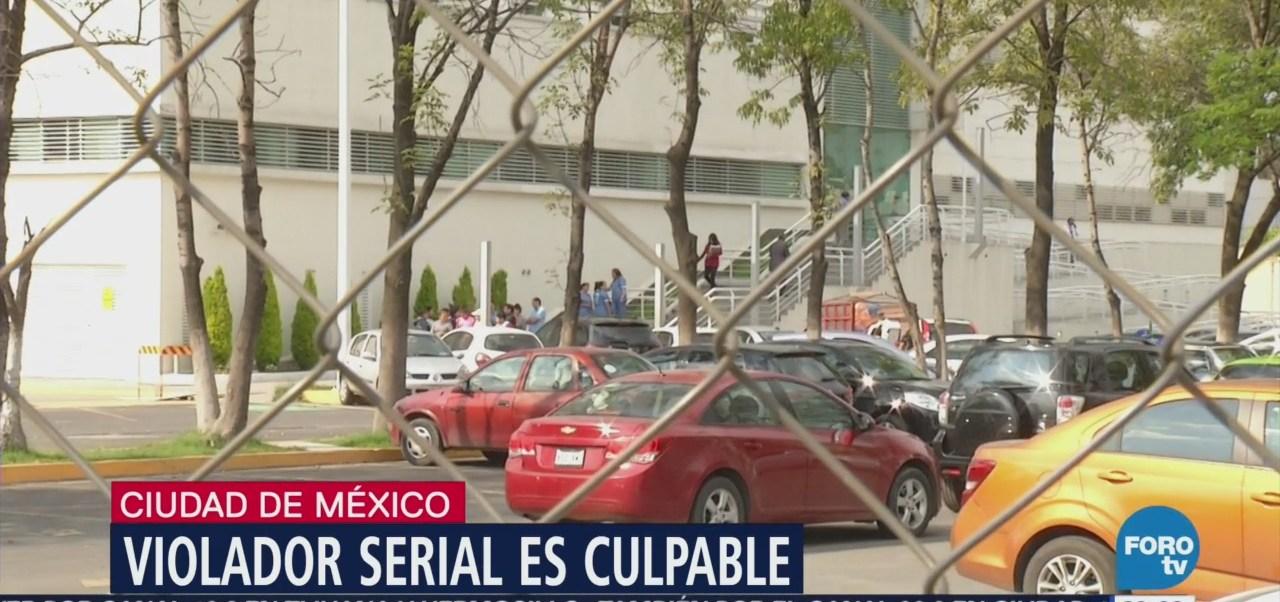 Declaran Culpable Violador Serial Tlalpan CDMX