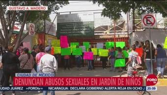 Denuncian Abusos Sexuales Jardín Niños Marcelino Champagnat GAM