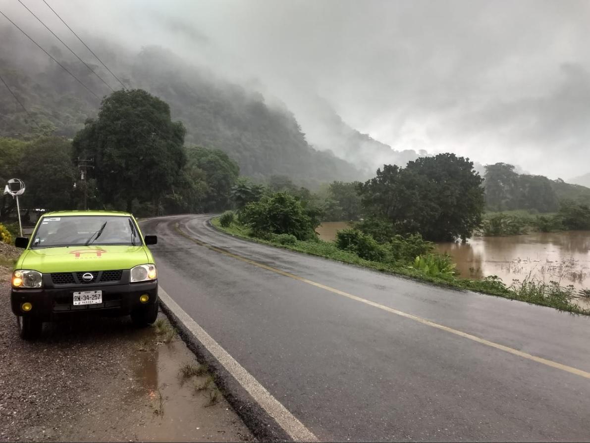 Activan alerta amarilla en Chiapas por nueva tormenta tropical