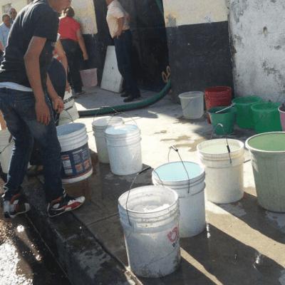 Situación de emergencia por cierre del agua en la CDMX, dice Amieva