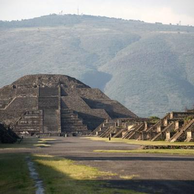 Descubren nueva cámara y túnel en Pirámide de la Luna de Teotihuacan