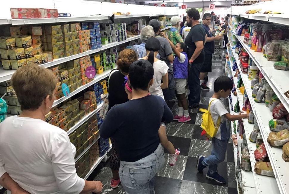 descubren red empresas compran despensas para revenderlas mas caras en venezuela