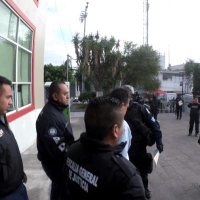 Detienen a Ramón 'N', presunto violador del kínder de San Juan de Aragón