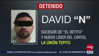 Detienen Presuntos Líderes La Unión Tepito CDMX