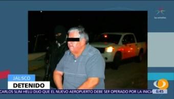 Detienen al secretario de Finanzas del gobierno de Reynoso Femat