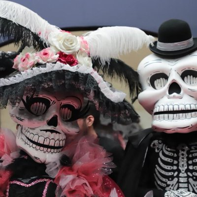 Migrantes, eje central de celebración de Día de Muertos en CDMX
