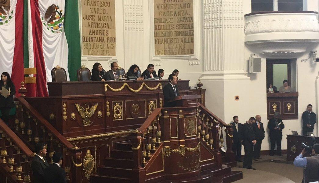 Congreso CDMX pide claridad en presupuesto de reconstrucción
