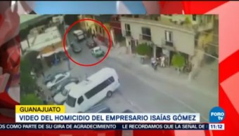 Difunden video de asesinato en San Miguel de Allende