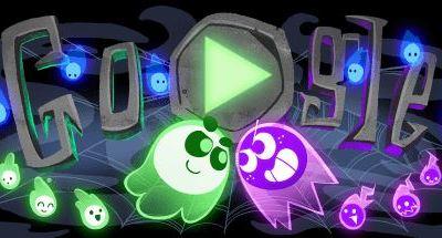 Google celebra Halloween con juego interactivo
